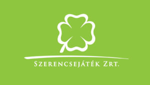 Szerencsejáték Zrt. logo